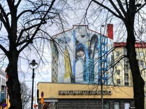 Kale margoa (street painting)