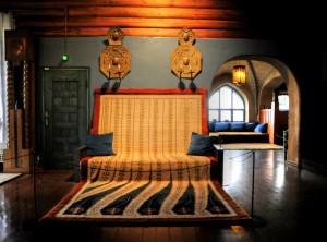Alfonbra miragarria (Marvelous carpet)