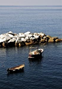 Arrantzaleen txalupak/Fishermens' boats