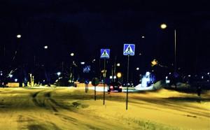 Kale elurtua (Snowy street)
