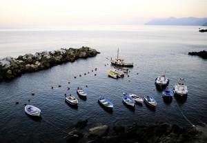 Arrantzaleak etxera helduak dira (Fishermen arrived home)