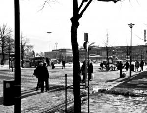 Kalea pasan (Street crossing)