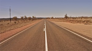 Way to the Outback-erako bidean