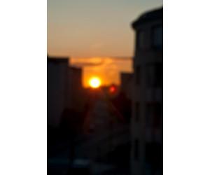 Eguzki sartzea 3. Lauso (Sunset 3. Blurry)