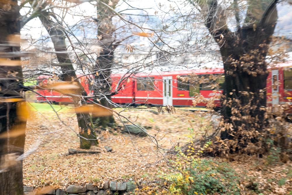 Trena martxan (Train on the go)
